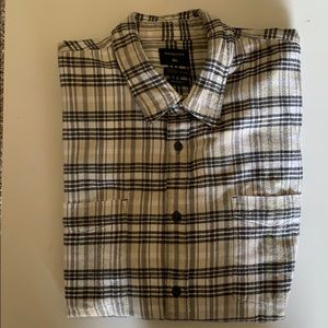 Quicksilver Flannel Shirt